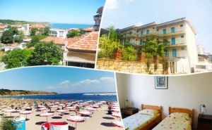 Лято 2019 в Черноморец! Нощувка на човек в Хотел Творческа База Архитекта,  на Цени от 12 лв. на Ден