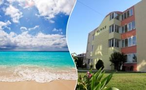 Лято на 20 Метра от Плажа в <em>Лозенец</em>! Нощувка на човек на Топ Цени от 17 лв. в Хотел Елмаз