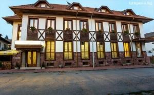 Нощувка на човек със Закуска, Обяд и Вечеря + Сауна и Басейн до Хотела,  в Хотел <em>Тетевен</em>