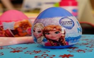 Детска играчка Surprise Egg FROZEN La Reine des Neiges