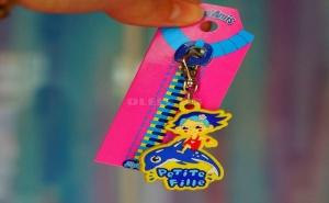 Детски Ключодържател за Цип или Чанта Zip Amis Дете с Дeлфин