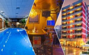 5 Нощувки за Двама със Закуски + Спа и Минерален Басейн + Бонус Терапия в Реновирания Хотел Свети Никола****, <em>Сандански</em>