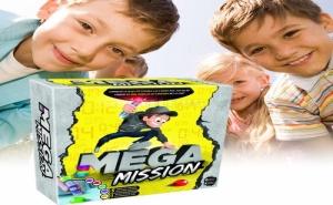 Супер Забавна Игра за Бързина Mega Mission