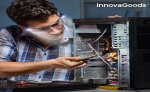 Led Щипка за Очила 360º Innovagoods | 2 Броя