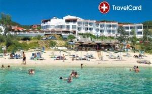 4* Семейно Лято в Хотел Akti Ouranoupoli Beach Resort, Халкидики