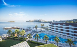 Kъсно лято в Бодрум! 7 нощувки на база Ultra All inclusive + 3 басейна и СПА в хотел Grand Park Bodrum 5*
