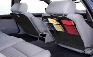 Комплект 2 Броя Протектори за Авто Седалка с Джобове