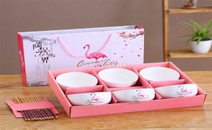 Керамичен Сервиз Фламинго