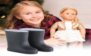 Гумени Ботуши за Кукли
