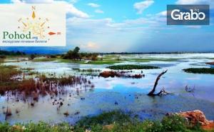 Еднодневна Екскурзия до Езерото на Пеликаните и Фламингото - Керкини в Гърция
