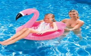 Надуваем Пояс Фламинго