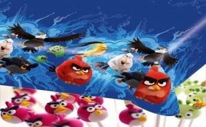 Детски Парти Аксесоари Angry Birds