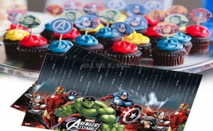 Детски Парти Аксесоари Avengers