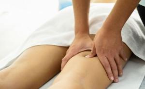 10бр. aнтицелулитен масаж + престой в солен кът oт в Nail & Relax Bar, София