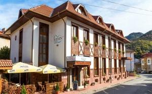 Лято в Тетевенския Балкан! Нощувка със Закуска, Обяд* и Вечеря + Басейн, Сауна и Джакузи в Хотел Тетевен!