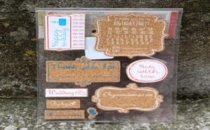 Декоративни Коркови Стикери за Поздравителни Картички