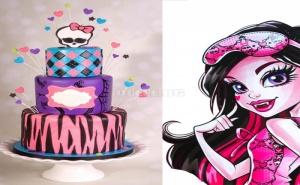Парти Аксесоари Monster High