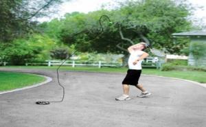 Тежест за трениране на тенис Tennis Trainer