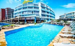 От 8 до 21 Юли: Нощувка на човек на база All inclusive в хотел Бохеми***, Слънчев Бряг. Дете до 12г. - БЕЗПЛАТНО!!