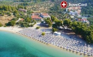 4* Лятна почивка в Lagomandra Hotel & Spa, Халкидики