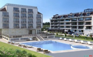 Топ Оферта за Нов Хотел в Кранево, All Inclusive с Безплатен Плаж от 01.09 от Верамар Бийч