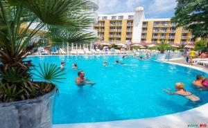 Ранни Записвания Лято 2020 в Клуб Хотел Сън Палас, All Inclusive Цена на човек След 16.08 в Центъра на Сл. Бряг