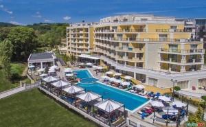 Лято 2021 на Първа Линия в Обзор, All Inclusive с Плаж до 01.07 в Хотел Марина Сандс