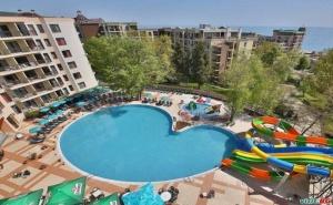 Лятна Почивка 2020 на <em>Златни Пясъци</em>, All Inclusive с Ползване на Аквапарк Цена на човек до 02.07 в Престиж Хотел и Аквапарк
