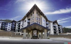 Релаксиращ Уикенд в Луксозен Топ Хотел, Полупансион за Двама от Арте Спа и Парк Хотел, <em>Велинград</em>
