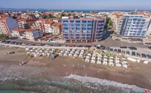 Първа Линия на Море Лято 2019, All Inclusive След 28.08 в Хотел Съни Бей, Поморие