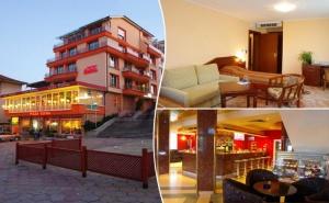 Нощувка на човек със Закуска или Закуска и Вечеря в Хотел Елена, <em>Велико Търново</em>
