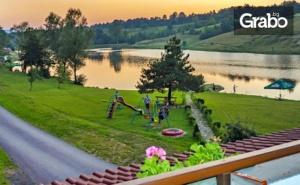 Почивка в Еленския Балкан - на Брега на Язовир Палици! 2 или 3 Нощувки със Закуски и Вечери, с Бонус - Възможност за Риболов