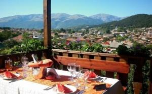 Август в Хотел Панорама, <em>Калофер</em>! Нощувка на човек със Закуска и Вечеря