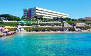 Септемврийски Празници на Първа Линия Край <em>Чешме</em>, Турция! 7 Нощувки на човек на База Ultra All Inclusive + Басей и Частен Плаж от Хотел Babaylon**** и Та Далла Турс