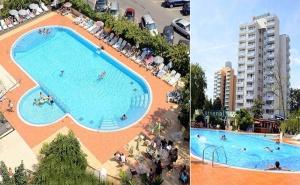 Август на Първа Линия на Южния Плаж в <em>Несебър</em>! All Inclusive + Басейн в Хотел Арсенал!