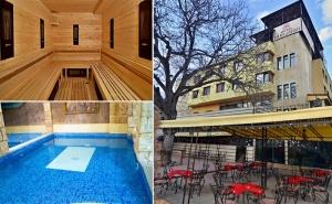 Спа Почивка с Минерална Вода във <em>Велинград</em>! Нощувка, Закуска и Вечеря + Басейн, Джакузи, Сауни и Парна Баня в Хотел България!