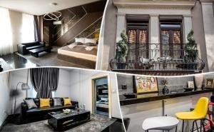 Нощувка за Двама, Трима или Четирима в Къща за Гости Севън Сенс, <em>Пловдив</em>