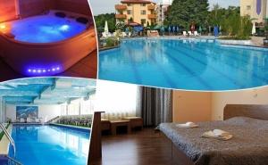 Почивка в Хисаря! 2 Нощувки на човек със Закуски и Вечери + Басейн с Минерална Вода и Релакс Зона от Хотел <em>Албена</em>***
