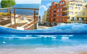 Лято в <em>Ахтопол</em>! Нощувка със Закуска, Обяд* и Вечеря в Хотел Генезис, на 5Мин. от Централния Плаж!