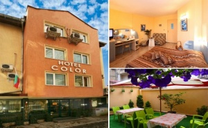 Нощувка на човек през Септември в Хотел Колор, <em>Варна</em>