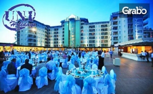 Лукс през Октомври в Дидим! 5 Нощувки на База All Inclusive в Хотел Didim Beach Resort & Spa*****