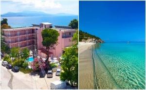 Last Minute за Август и Септември в Гърция! 3 All Inclusive light нощувки + басейн в Хотел Golden Beach Metamorfosi 3*, <em>Халкидики</em>!
