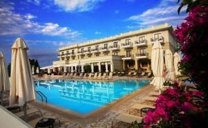 Септември в 4-Звездния Danai Hotel на Олимпийската Ривиера в Гърция! Нощувка на човек със Закуска и Вечеря + Басейн