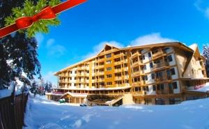Коледа в Боровец! 2 или 3 нощувки за ДВАМА със закуски и вечери + басейн от хотел Айсберг****