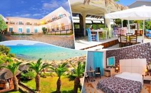Края Лятото на 40М. от Плажа в <em>Кавала</em>, Гърция! Нощувка със Закуска на човек + Частен Плаж, Чадър и Шезлонг във Вила Николас!