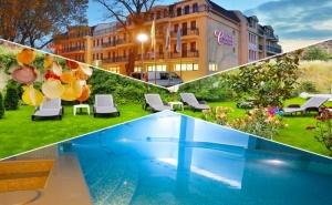 1 или 2 Нощувки на човек със Закуски + Минерален Басейн и Релакс Пакет в Хотел си Комфорт, <em>Хисаря</em>
