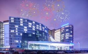 Нова Година в <em>Истанбул</em>! Транспорт + 3 Нощувки на човек със Закуски и Празнична Вечеря в Хотел Pullman Istanbul Hotel 5* + Посещение на Пеещите Фонтани и Обиколка Из Нощен <em>Истанбул</em>  ...