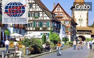 Посети Баден-Баден през Декември! 3 Нощувки със Закуски, Плюс Самолетен Транспорт