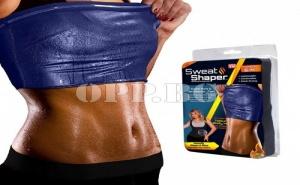 Спортен Топ за Отслабване Sweat Shaper за Жени