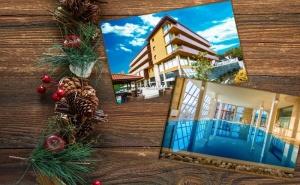 Коледа в Новия Каталина Спа Ризорт 4*, <em>Цигов Чарк</em>! 3 Нощувки на човек със Закуски, Обеди и Вечери + Празничен Куверт, Топъл Басейн и Спа Пакет